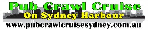 Pub Crawl Cruise Sydney Harbour